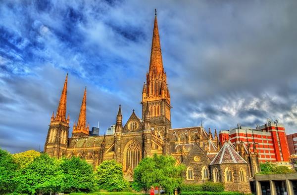 tour du lịch australian nhà thờ thánh